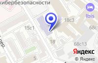Схема проезда до компании КОНСАЛТИНГОВАЯ КОМПАНИЯ ИНТЕРАГРОИНВЕСТ в Москве