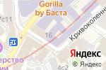 Схема проезда до компании Filial в Москве
