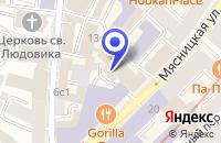 Схема проезда до компании КОНСАЛТИНГОВАЯ КОМПАНИЯ РОССИЯНИН в Москве