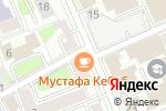 Схема проезда до компании Конфетный рай в Москве