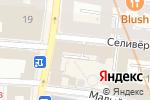 Схема проезда до компании Star Project в Москве
