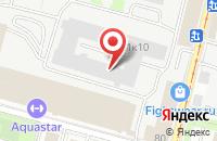 Схема проезда до компании Дилайн в Москве