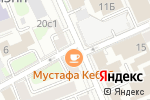 Схема проезда до компании Магазин фермерской мясной и молочной продукции в Москве