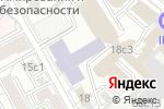 Схема проезда до компании Международная промышленная академия в Москве