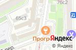 Схема проезда до компании Исламский Мир в Москве