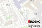 Схема проезда до компании Панда в Москве