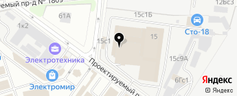 Wincagps на карте Москвы