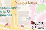 Схема проезда до компании Atlas Concorde в Москве