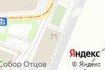 Схема проезда до компании ARV-Group в Москве