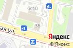 Схема проезда до компании МосСтеклоПроект в Москве