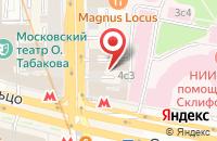 Схема проезда до компании Автобизнесс в Москве