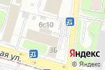 Схема проезда до компании Эксперт-Гарант в Москве
