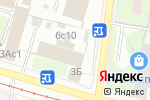 Схема проезда до компании ПосСервис в Москве