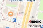 Схема проезда до компании Нотариусы Коробова Ю.М. и Самохина Е.М. в Москве