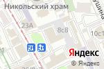 Схема проезда до компании ЖК-Эксплуатация в Москве