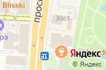 Схема проезда до компании Pizza Hut в Москве