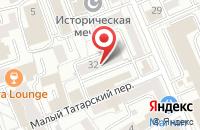 Схема проезда до компании МиксСервис в Москве
