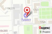 Схема проезда до компании Группа Компаний-Ортикон в Москве