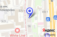 Схема проезда до компании ЭТНОГРАФИКА СТУДИЯ в Москве