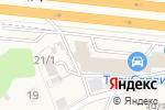Схема проезда до компании Авто-31 в Москве