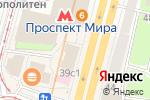 Схема проезда до компании Сертификат. Москва в Москве