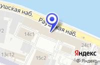 Схема проезда до компании ПТФ НОРИЛЬСКГАЗПРОМ в Москве