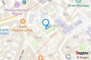 Снять комнату в Москве Большой Златоустинский пер, 3Ас2