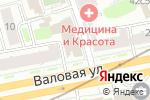 Схема проезда до компании Стоматологическая клиника Генри Кларка в Москве