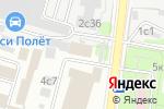 Схема проезда до компании Ломбард Джини.РУ в Москве