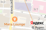 Схема проезда до компании Парикмахерская контора в Москве