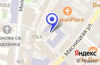 Схема проезда до компании ВЫСТАВОЧНЫЙ ЦЕНТР БЕММЕР-ЭКСПО в Москве