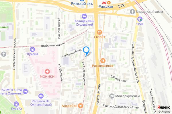 Головной офис банка Автоградбанк