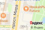 Схема проезда до компании Строй Хауз в Москве