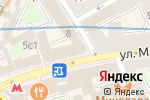 Схема проезда до компании Юркрафт в Москве