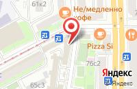 Схема проезда до компании Типография «Профиль» в Москве