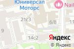Схема проезда до компании Like Studio в Москве