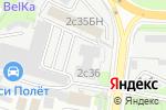 Схема проезда до компании Цвет Диванов в Москве