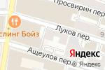Схема проезда до компании FloorForYou.ru в Москве