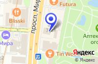 Схема проезда до компании АВТОБАЗА ХОЗЯЙСТВЕННОЕ УПРАВЛЕНИЕ в Москве
