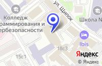 Схема проезда до компании ТФ ЭЛЛАДА-ШТЕРН в Москве