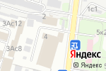 Схема проезда до компании Рива в Москве