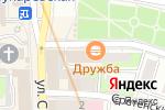 Схема проезда до компании Рыбачьте с нами в Москве