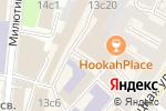 Схема проезда до компании Аудит Хаус в Москве