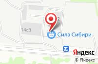 Схема проезда до компании Фишмания в Москве