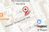Схема проезда до компании Сотелком в Москве