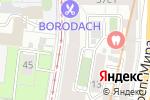 Схема проезда до компании Юниор пласт в Москве