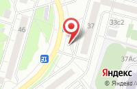 Схема проезда до компании Лакия в Москве