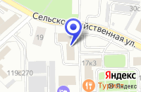 Схема проезда до компании ТФ ЕВРОЛАЙТ ТРЕЙДИНГ в Москве