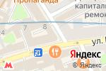 Схема проезда до компании Нотариус Бондарев Н.А. в Москве