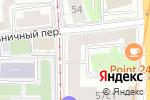 Схема проезда до компании Оранжевый рай в Москве